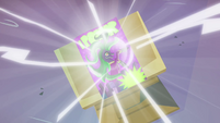 Power Ponies comic shimmering S4E06