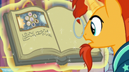 S07E25 Sunburst czyta dziennik Star Swirla