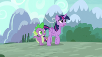 """Twilight """"It's not like we missed anything"""" S5E22"""