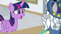 "Twilight ""why would you come here"" S8E16"