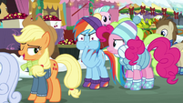 "Applejack ""Triple Pony Dare"" BGES1"