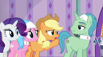 Applejack --you don't have any left-- S6E10
