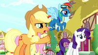 Applejack -we need to do somethin' about- S8E18