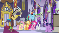 Discord excited for something chaotic S9E17