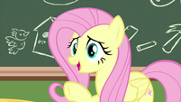 """Fluttershy """"I mean, it's time for"""" MLPS3"""