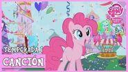 MLPLMDLA - Canción de la Fantasía de la Gala de Pinkie