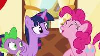 """Pinkie """"It was hilarious!"""" S5E22"""