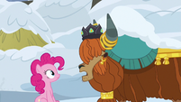"""Prince Rutherford """"the strong yaks that yaks are!"""" S7E11"""