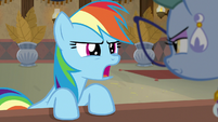 """Rainbow Dash """"you've got it all wrong"""" S7E18"""