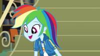 Rainbow Dash -I bet I could help, too- CYOE2