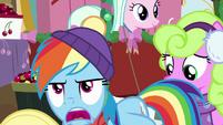 Rainbow Dash letting out a big sigh BGES1