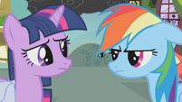 Rainbow thinks this is a bad idea S1E07