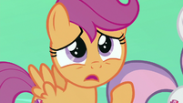"""Scootaloo """"we were supposed to help you"""" S8E6"""