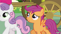 Scootaloo -Please say you have some interesting news- S5E19
