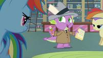 Spike 'Got it!' S2E08