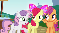 """Sweetie Belle """"look who's inviting who"""" S4E15"""