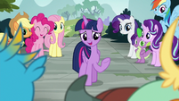 "Twilight ""you've already started learning"" S8E2"