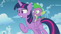 Twilight --that's not the same thing!-- S5E25