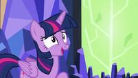 "Twilight Sparkle ""I had to talk to you"" S7E1"