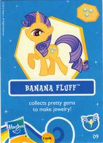 Wave 7 Banana Fluff collector card