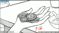 EG3 animatic - Twilight only has bits from Equestria EG3