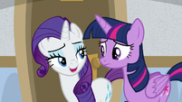 "Rarity ""darling, of course not"" S8E16"