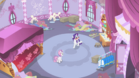 Rarity -by day after tomorrow at the latest!- S4E19