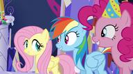 S05E03 Fluttershy, Dash i Pinkie