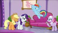 S06E10 Rainbow Dash ucieka ze spa