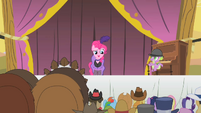 Spike cheering S1E21