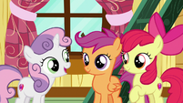 """Sweetie Belle """"lemme know if you need me"""" S7E6"""