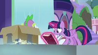 "Twilight ""belongs to the Canterlot Library!"" S9E5"