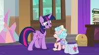 Twilight -what I'd do without you- S8E25