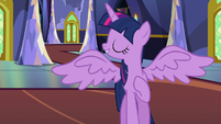 "Twilight Changeling ""I'm the Princess of Friendship"" S6E25"