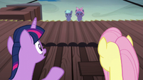 """Twilight Sparkle """"we are not spies!"""" S5E23"""