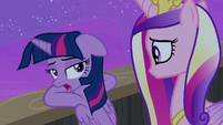 "Twilight Sparkle ""you seem to know pretty well"" S7E22"