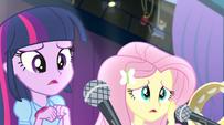 Twilight worried about Flash Sentry EG2