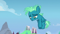 Young Sky Stinger ignored and lonely S6E24