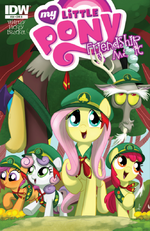 Comic issue 24 cover B
