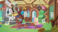 Discord getting excited S6E17