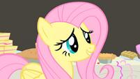 Fluttershy's sad smile S1E22