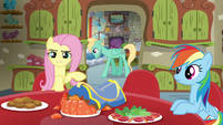 """Fluttershy """"can I talk to you for a second?"""" S6E11"""