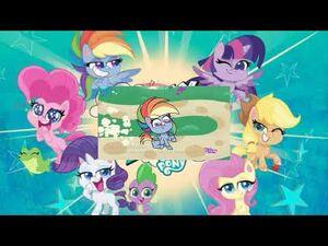 MLP_Pony_Life._Theme_Song_(German)