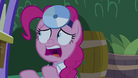"""Pinkie """"does that mean I'm sick?!"""" S9E17"""