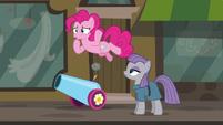 Pinkie Pie --uh-oh-- S6E3