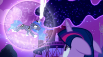 """Princess Luna """"wish I did not have to ask this of you"""" S5E13"""