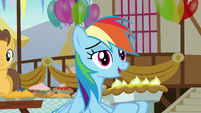 Rainbow Dash -do you have any milk-- S7E23