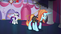 Rarity -only to be applied at Canterlot Carousel- S5E14