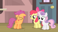 Scootaloo doesn't want to go S4E05