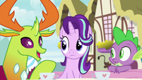 """Thorax """"maybe now we can talk"""" S7E15"""